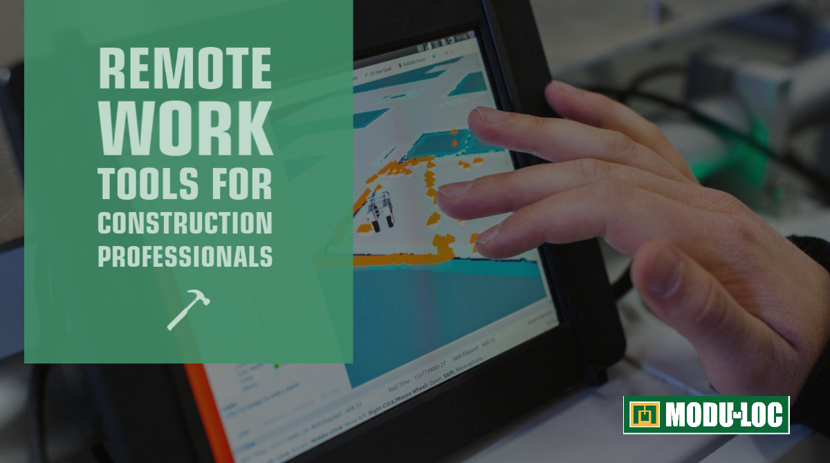 Remote Work Tools for Construction Professionals